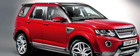 Land Rover Freelander to be replaced by Discovery Sport