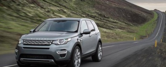 Land Rover releases new Discovery Sport